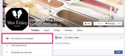 """So bekommt ihr das """"very responsive"""" Icon für eure Facebook Page"""