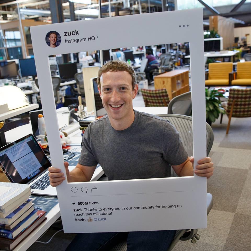 Mark Zuckerberg zum neuen Meilenstein der Instagram Nutzerzahl