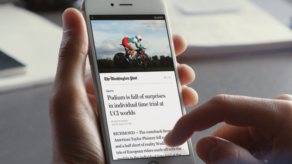 Instant Articles – Die unsichere Zukunft der Publisher im Social Web #AFBMC