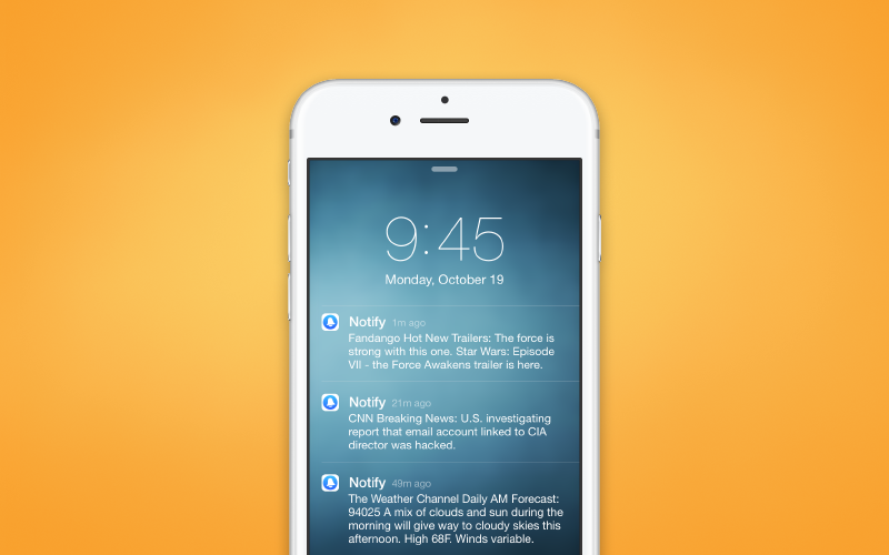 Notify: Die neue Facebook App soll euren Homescreen mit relevanten Inhalten erobern