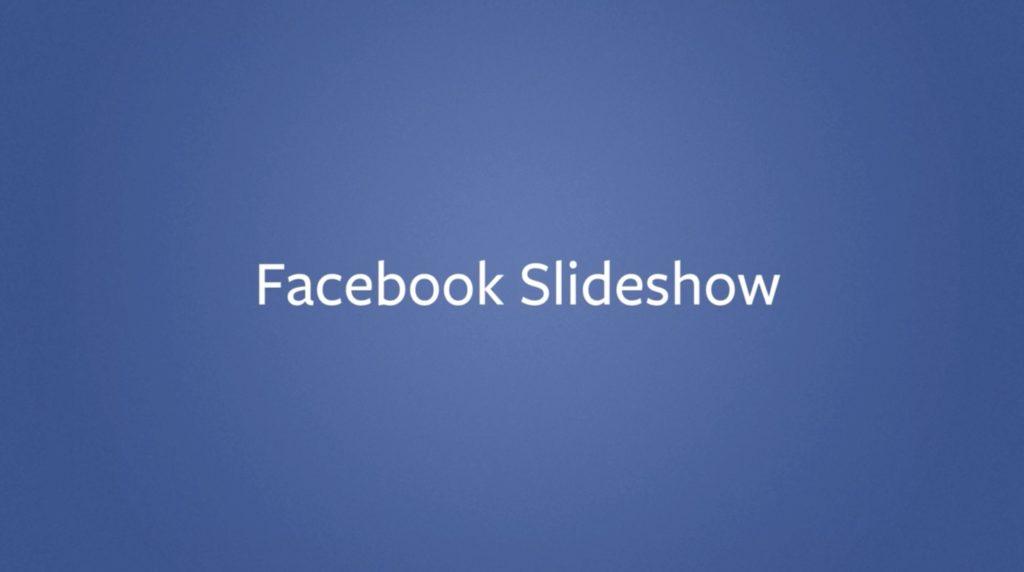 So gehts: Facebook Slideshow für Pages erstellen