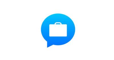 """Facebook at Work erhält einen eigenen Messenger """"Work Chat"""""""