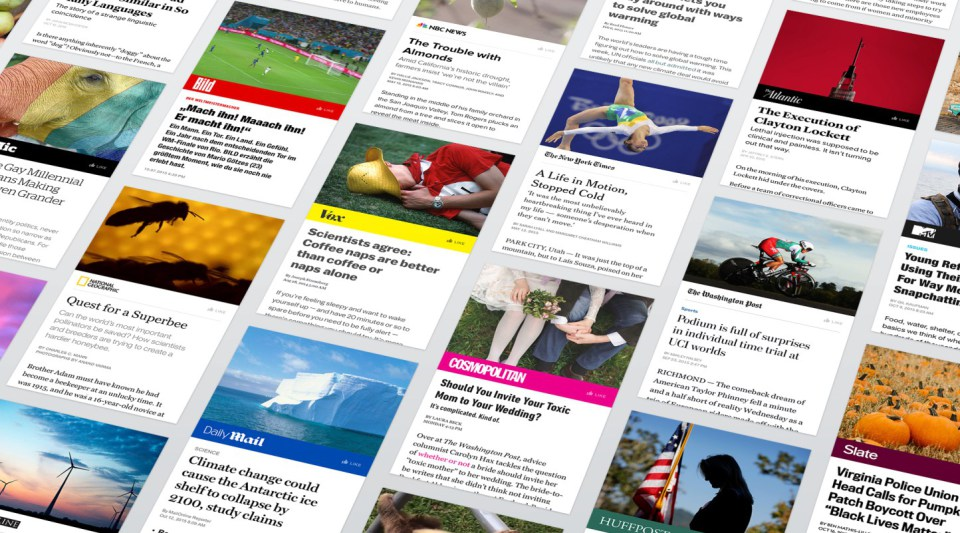 Instant Articles: Facebook weitet Test aus und verdreifacht die Anzahl der Partner