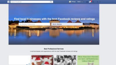 Facebook Services: Ein echter Yelp Killer?