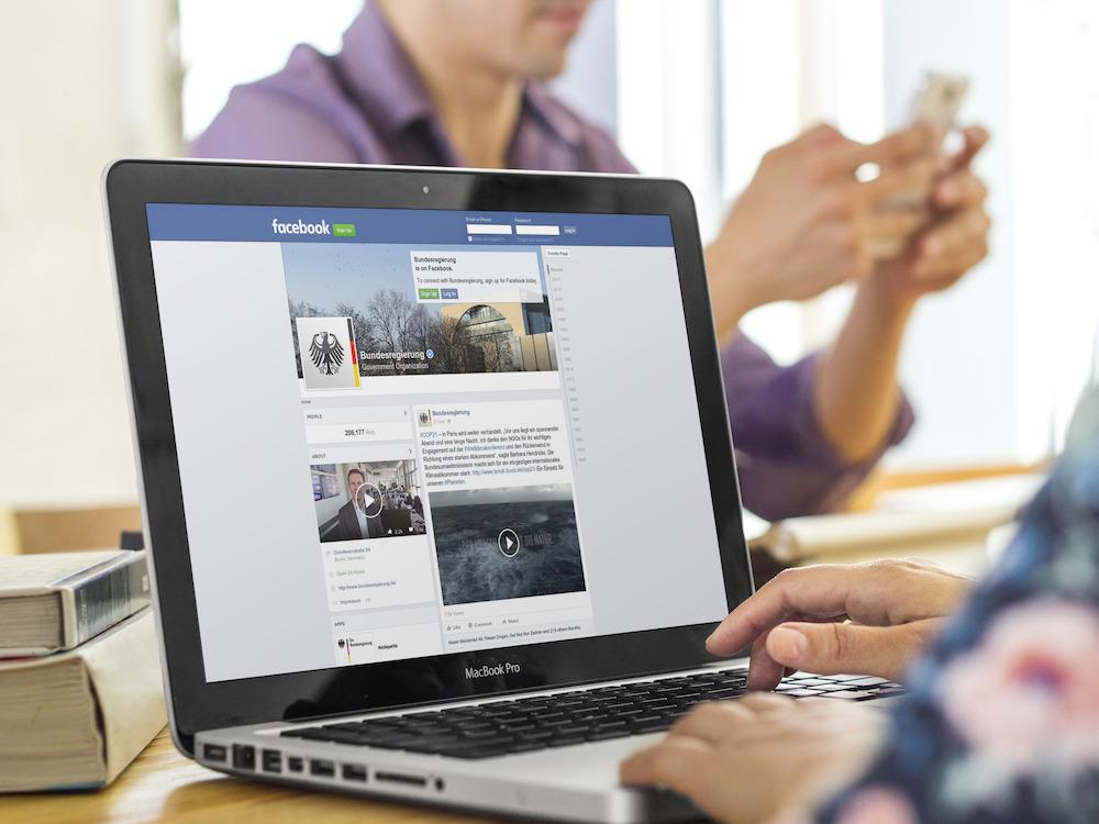 Die Bundeskanzlerin bei Facebook und Instagram: Ein Blick hinter die Kulissen (Whitepaper)
