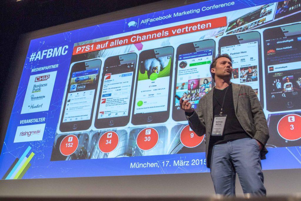 Von der Social Media Analytics zur Social Business Intelligence – wie ProSiebenSat1 Digital aus Daten Werte generiert. #AFBMC