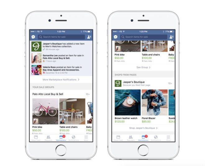 facebook-marktplatz