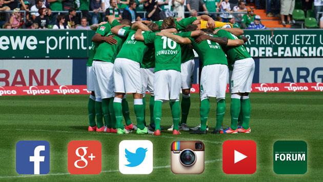 Digitale Taktik – Social Media-Strategie und -Ziele am Beispiel des SV Werder Bremen #AFBMC