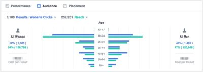 """Mit den """"Delivery Insights"""" seht ihr, wie gut eure Anzeigen im Facebook-Auktionssystem abschneiden"""