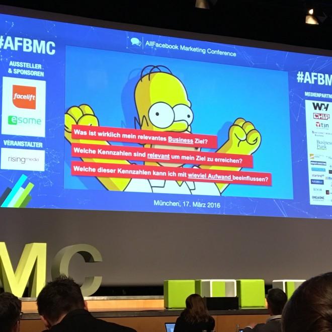 Allfacebook Marketing Conference 2016 ProSiebenSat.1