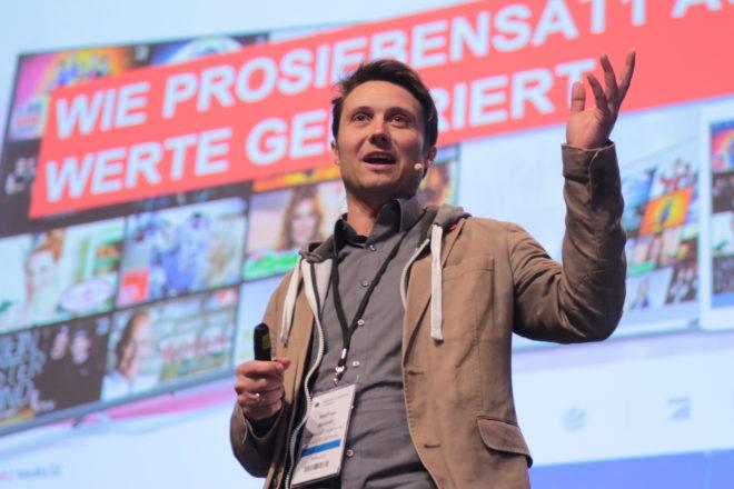 Allfacebook Marketing Conference Matthias Mehner ProSiebenSat.1