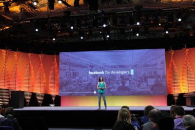 Neue Wege Inhalte auf Facebook zu Teilen und Einzubinden (F8 2016)