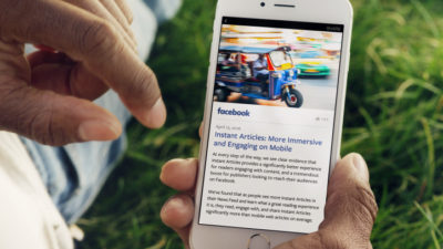 Die ultimative Instant Articles mit WordPress-Anleitung