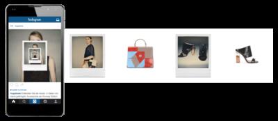 Instagram jetzt mit Dynamic Product und Video Carousel Ads
