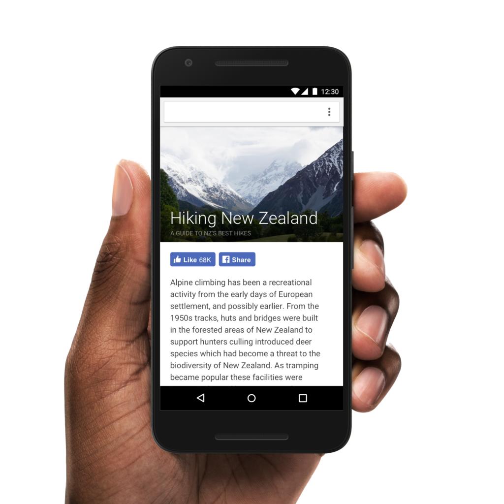 Neues Design für den Like Button: Facebook aktualisiert alle Social Plugins