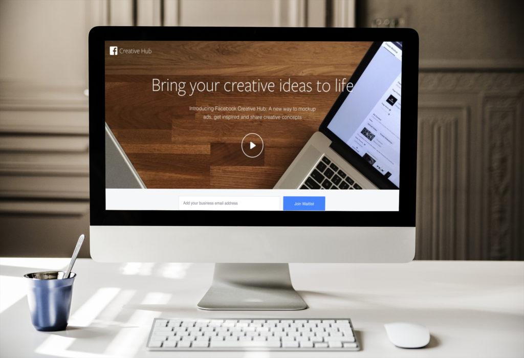 Facebook launcht Creative Hub, um das Erstellen von Anzeigen zu vereinfachen