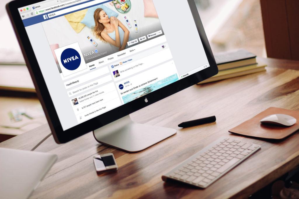 Global Content Marketing für NIVEA @ #AFBMC
