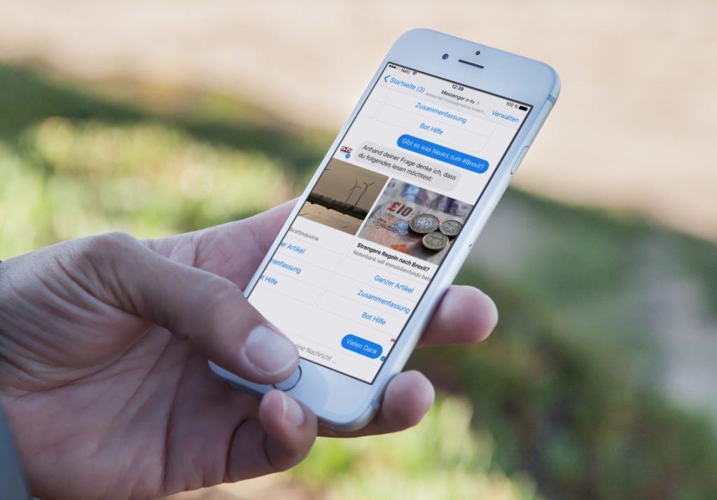 Die vielfältigen Einsatzmöglichkeiten von Facebook Messenger Bots im Überblick – Einführung in Chatbots (2/4)