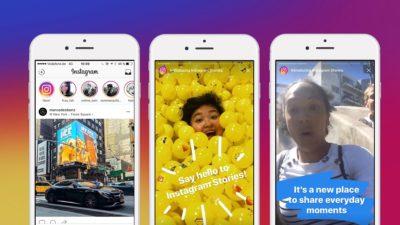 Instagram Stories für Unternehmen im Überblick