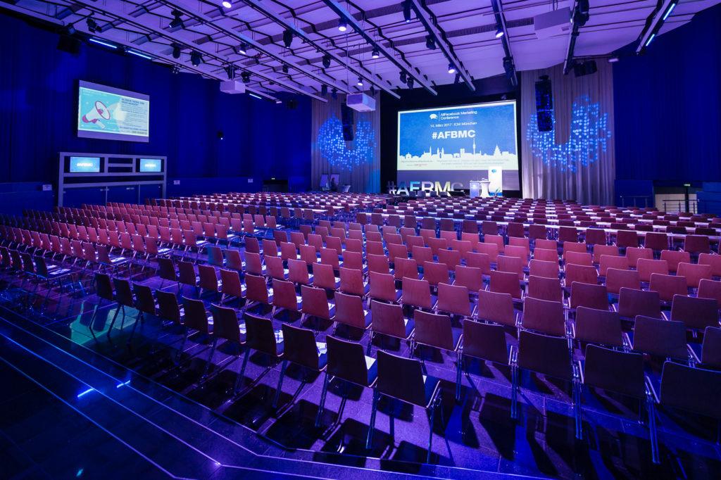 Endspurt: Noch eine Woche bis zur #AFBMC München 2017