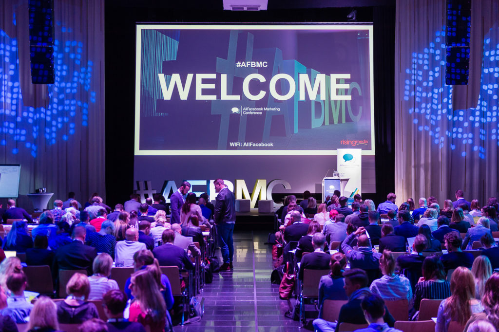 Allfacebook Marketing Conference Berlin 2016: BVG, BILD, Nivea, BMWi