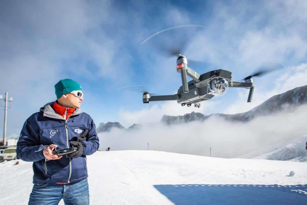 DJI – Building Fans with Events @AFBMC