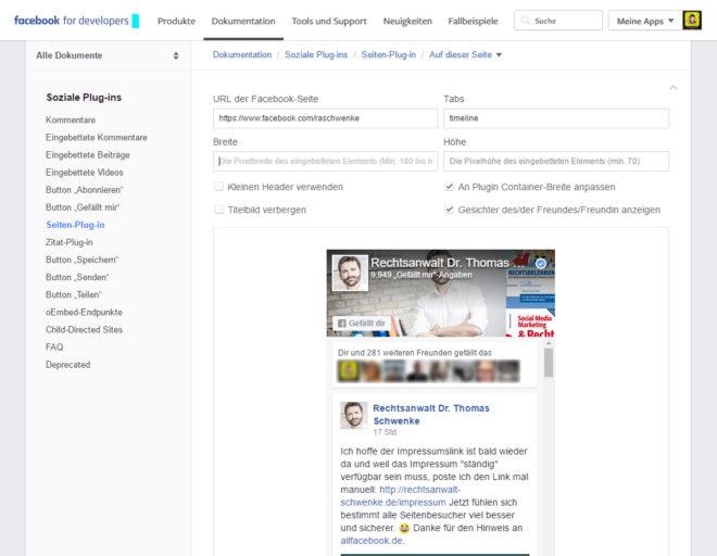 allfacebook_schwenke_custom_audiences_facebook_page_plugin