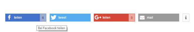 """Sharing als Gefahrenquelle. Dies dürfte übrigens auch für einen Klick auf einen """"Like""""-Button gelten, da dieser automatisch einen Link in der eigenen Timeline generiert."""