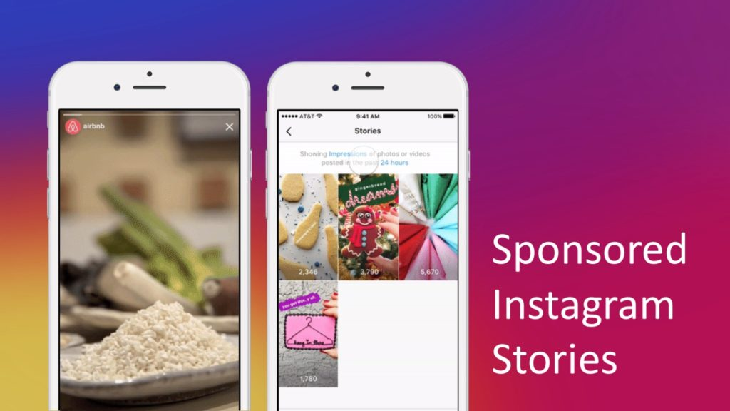 Instagram: Werbung in Stories buchen