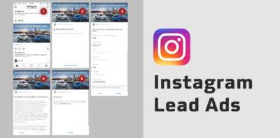 Neu: Instagram Lead Ads verfügbar