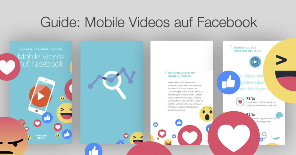 Download: Mobile Video Guide von Facebook (PDF, 15 Seiten)