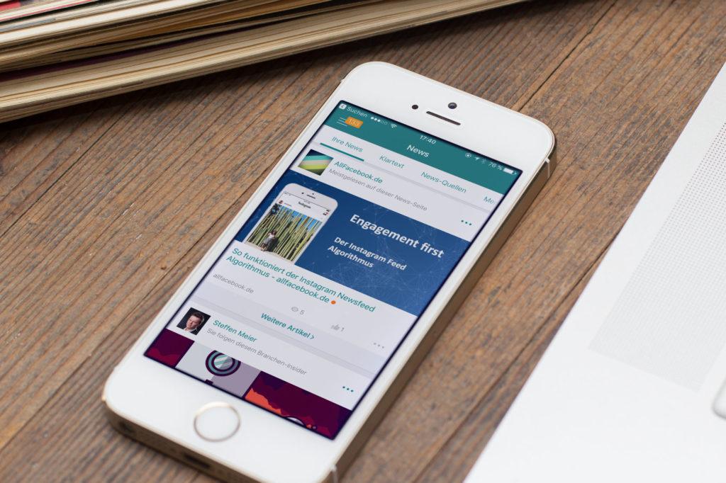 Mehr als nur Businessnetzwerk: Xing im Social-Media-Mix als Reichweitenlieferant @AFMBC