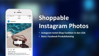 Im Test: Instagram In-App Shopping Funktion