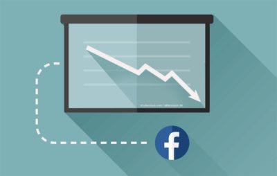 Auswertung: Organische Reichweite bei deutschen Facebook-Seiten bricht massiv ein
