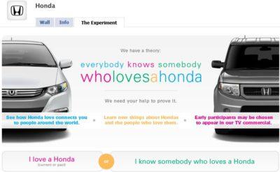 Jeder kennt jemanden der einen Honda liebt