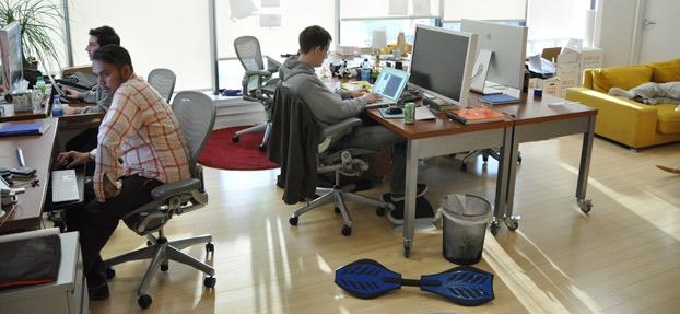 Eisiges Betriebsklima bei Facebook? Büros werden auf 15 Grad runtergekühlt