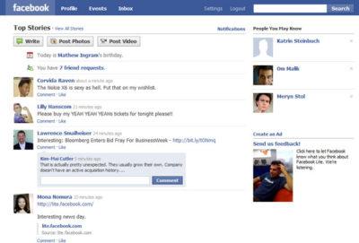 Facebook Lite in Deutschland Online