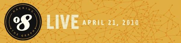 f8 Konferenz heute in SF und live bei uns
