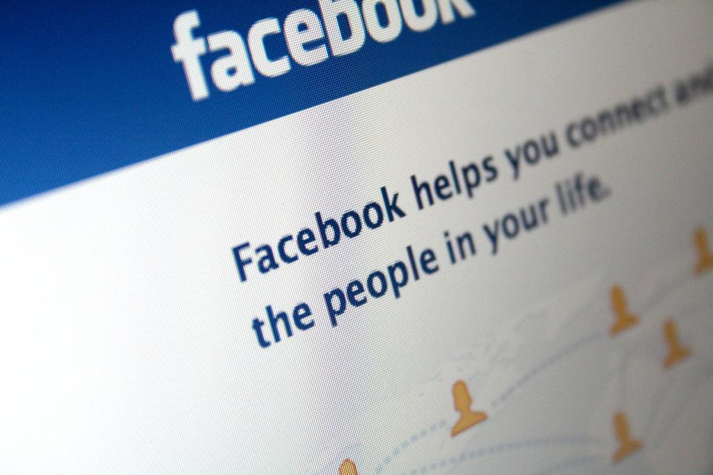 Facebook ist schuld.