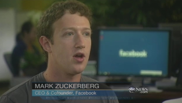 Interview: ABC & Mark Zuckerberg