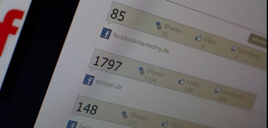 Unsere erste Anwendung – Facebook Sharing Analyse (Beta)