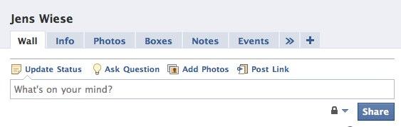 Facebook Questions bringt neuen Publisher