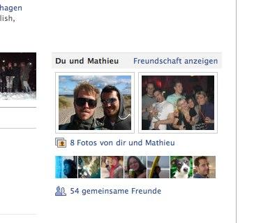 Neues Facebook Design: