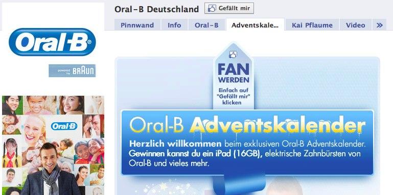 Advent, Advent – Eine Auswahl der Facebook Adventskalender