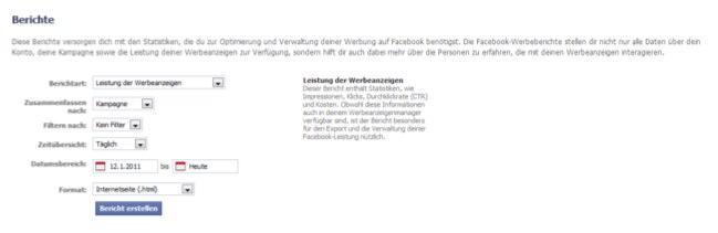 Whitepaper: Facebook Werbung – Umgang mit den Ad-Berichten und deren effiziente Auswertung zur Optimierung von Ad Kampagnen