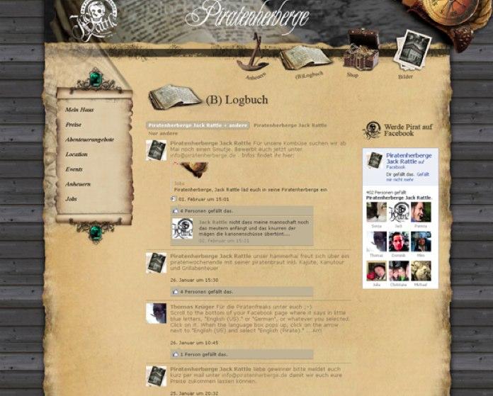 Whitepaper: Fanseiten-Pinnwand auf der eigenen Website einbinden