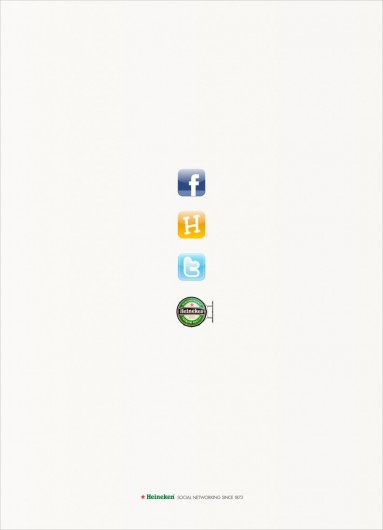 13 - Heineken – Social Networking since 1873
