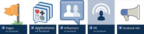 Tipp: Über 60 offizielle Facebook Seiten