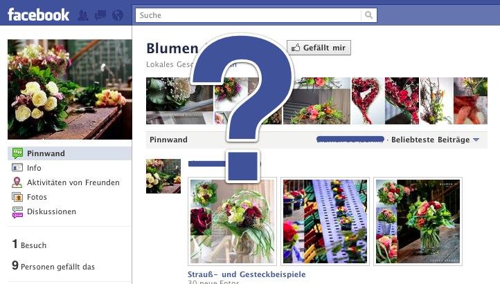 Braucht jedes Unternehmen eine Facebook Page?