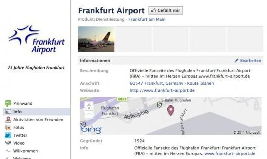 Frankfurt Airport - Niemand hat mehr Check-Ins in Deutschland